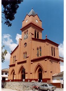Municipio El Santuario, Ant