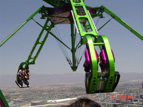 Crown Regency Fuente Tower Sky Adventure - insanity ride