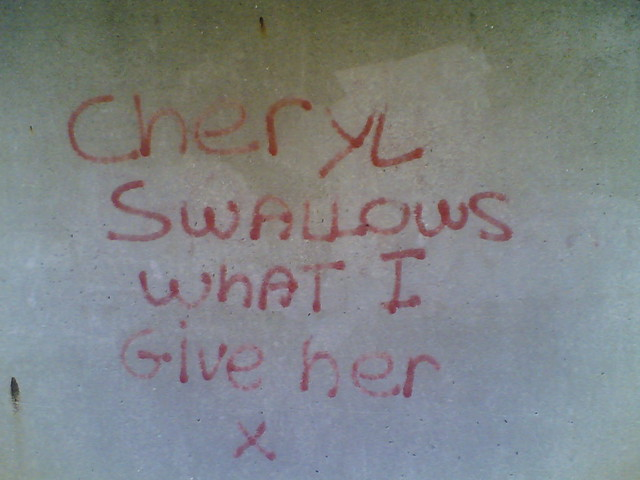 Canvey Island graffiti