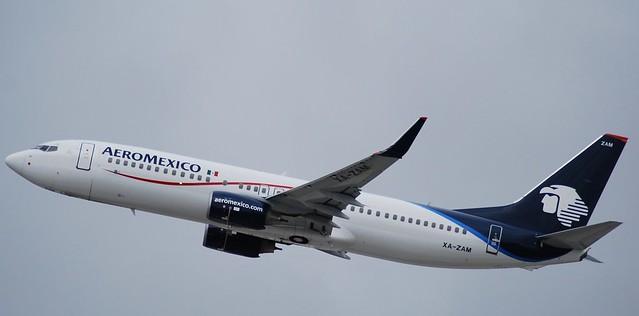 Header of Aeromexico