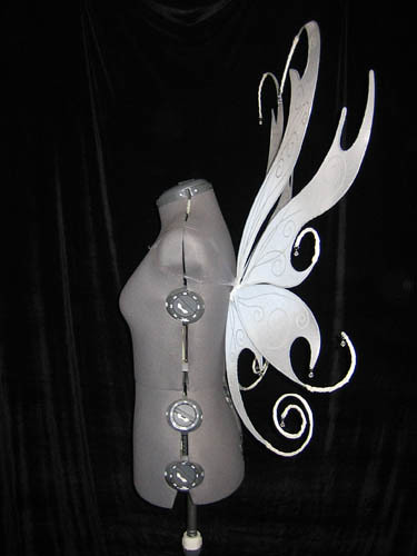 Ice fairy wings side view | Flickr - Photo Sharing!