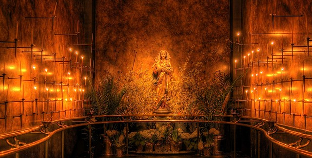Shrine Of The Blessed Virgin Mary Flickr Photo Sharing