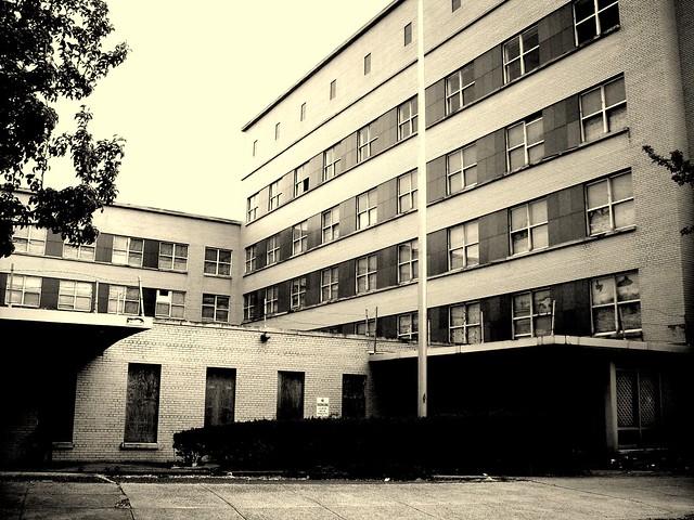 826 Paranormal At Abandoned Park City Hospital Bridgeport