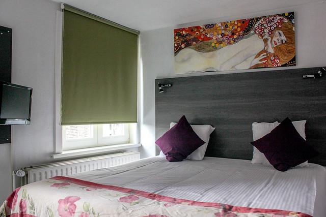 Hotel Flandria de Gante