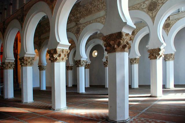 Toledo. Santa María La Blanca.  Flickr - Photo Sharing!