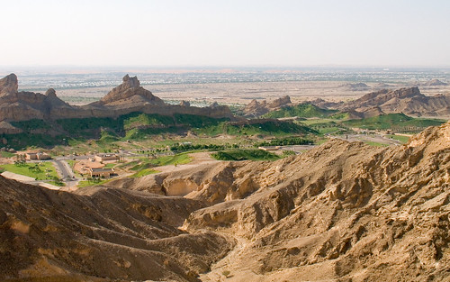Jabal Hafit mountain -Abu Dhabi
