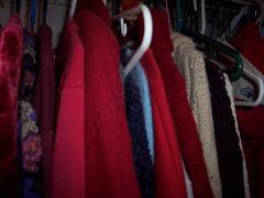 my messy closet by Anna Sattler