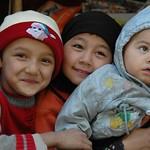 Uighur Kids - Kashgar, China