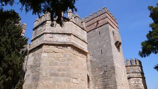 Image of Alfonso X. cadiz mezquita sanmarcos castillo mosquée mudéjar alandalus gótico elpuertodesantamaría