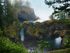 Natural Land Bridge