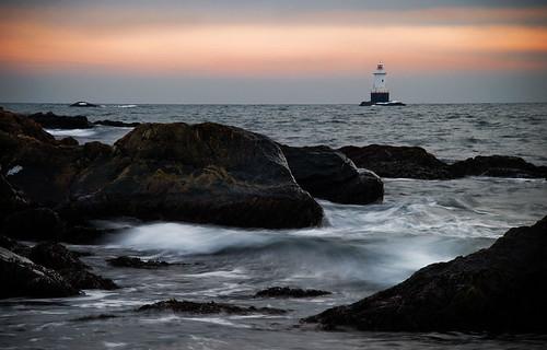 ocean ri sunset lighthouse nikon explore 365 tiverton sakonnet d80 lighthousetrek