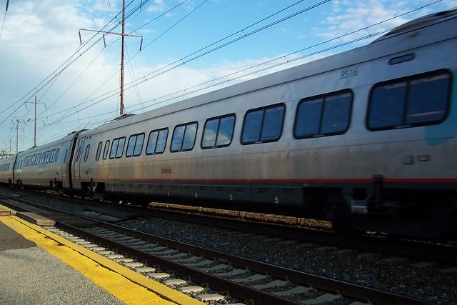 Amtrak Acela 1