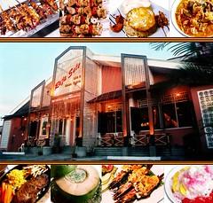 MaNaDo north Sulawesi indonesia Raja Sate restaurant food