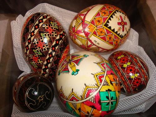 11 hala Olgas easter eggs