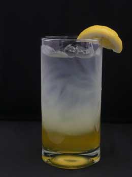Lynchberg Lemonade Mixed Drink Cocktail