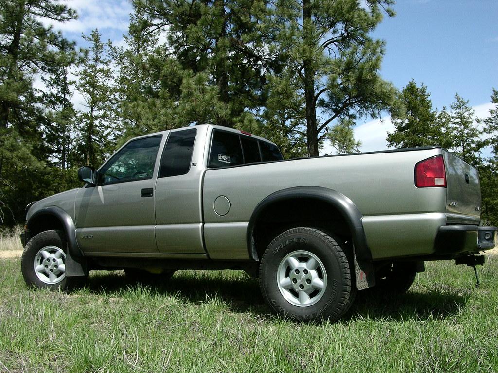 99 Chevy S 10 4x4 For Sale 10 Side Spokane Craigslist Org Flickr