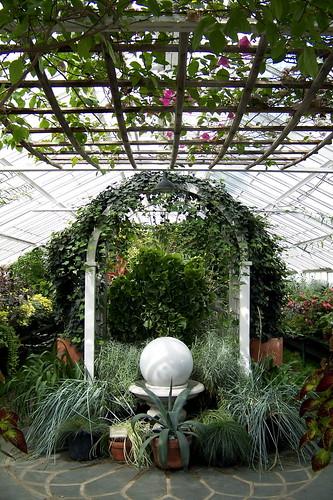Buffalo and Erie County Botanical Gardens - Lackawanna, NY