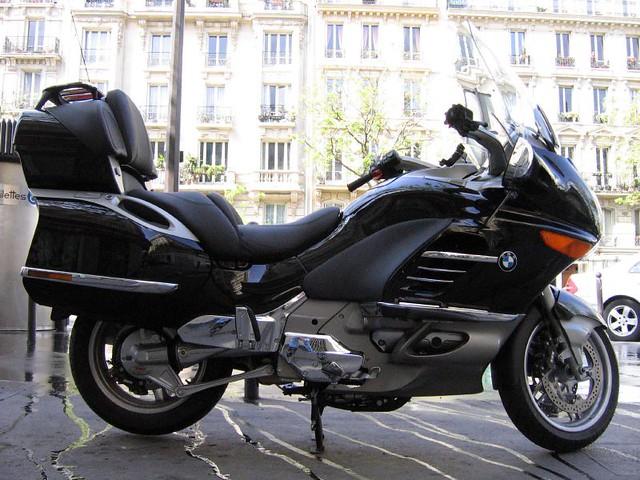 Bmw Tourer Motorcycle Bmw K1200lt Touring Motorcycle