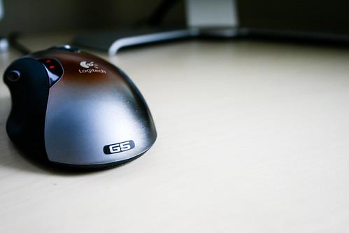 Logitech G5 - 無料写真検索fotoq