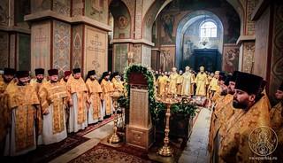 Божественная литургия 130
