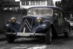 automobile, citroã«n, vehicle, mid-size car, compact car, citroã«n traction avant, antique car, vintage car, land vehicle, luxury vehicle, motor vehicle,