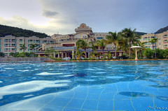 resort town, swimming pool, property, estate, resort,