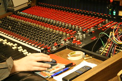 audio engineer, mixing console, electronic instrument,