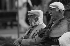 Antalya - Two man sitting