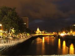 Dublino di notte