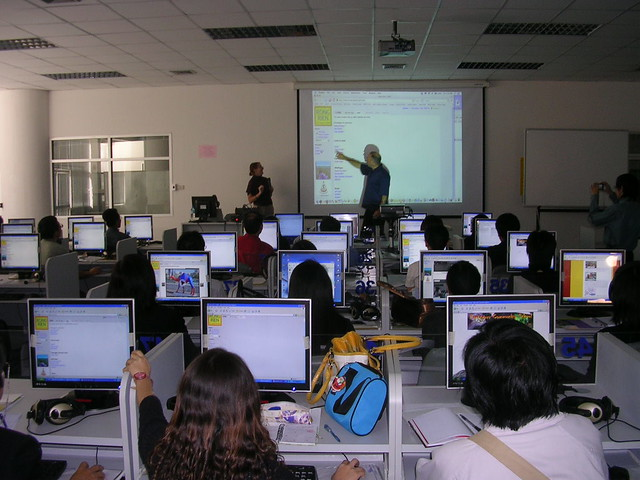 Computer Room Workshop