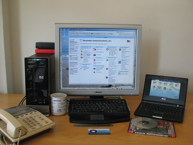 My Computers and Desk (2007)