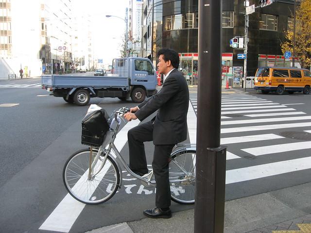 Tokyo businessman
