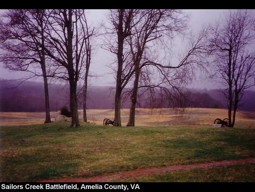 virginia landscapes military civilwar stateparks battlefields nationalregister nationalregisterofhistoricplaces sailorscreek ameliacounty kevsbest saylerscreek