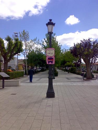semafarolas en Casar de Cáceres