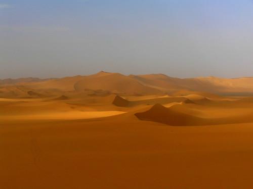 africa sahara desert libya erg