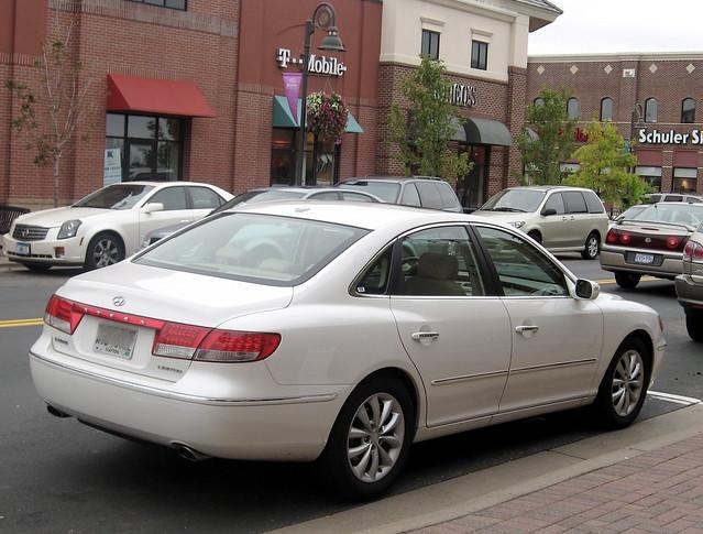 2008 Hyundai Azera 3