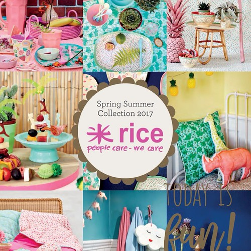 Rice DK Spring Summer 2017