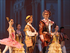 Don Quichotte (Ballet de l'Opéra de Samara, Russie)