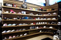 Rush Soul: Shoe Wall
