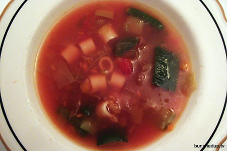 Vegetable soup | Flickr - Photo Sharing!