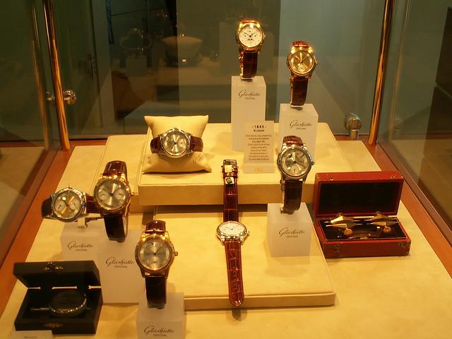 Uhrenfabrikation in Glashütte Uhren 186