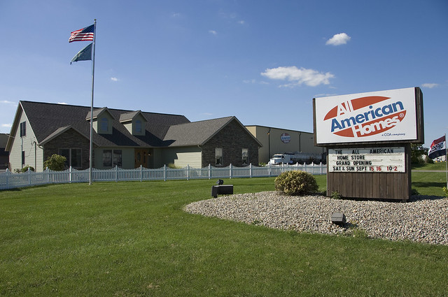All American Homes Interesting Of All American Homes Decatur Indiana Pictures