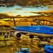 KLM Status: Loading [HDR] by KoRaYeM