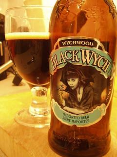 Wychwood, Black Wych, England