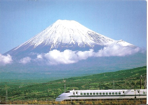 japan postcrossing 2007