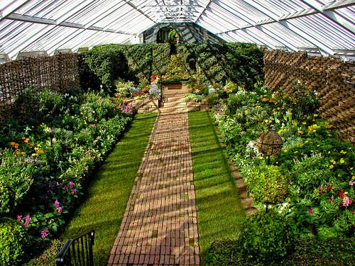 BJ445 Duke Gardens