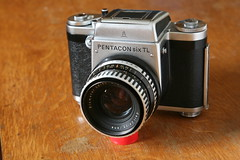 Pentacon six TL by Mr.FoxTalbot