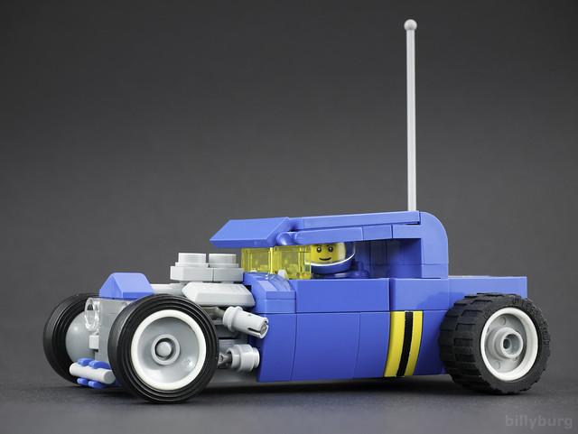 Retro Pick-Up Rover