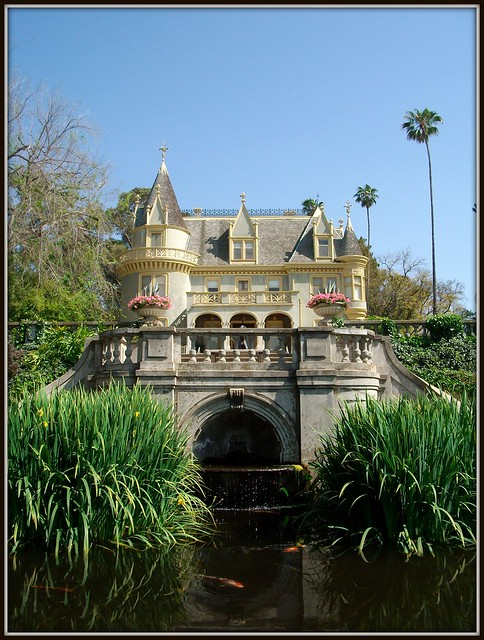 Kimberly Crest House Redlands Ca Flickr Photo Sharing