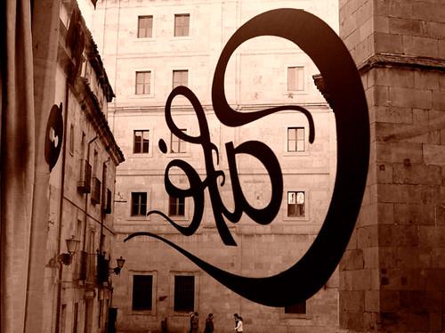 """""""Te invito"""" Café El Corrillo, Salamanca"""